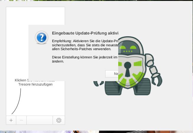 Problem startin Crptomator on elementary os - Desktop App